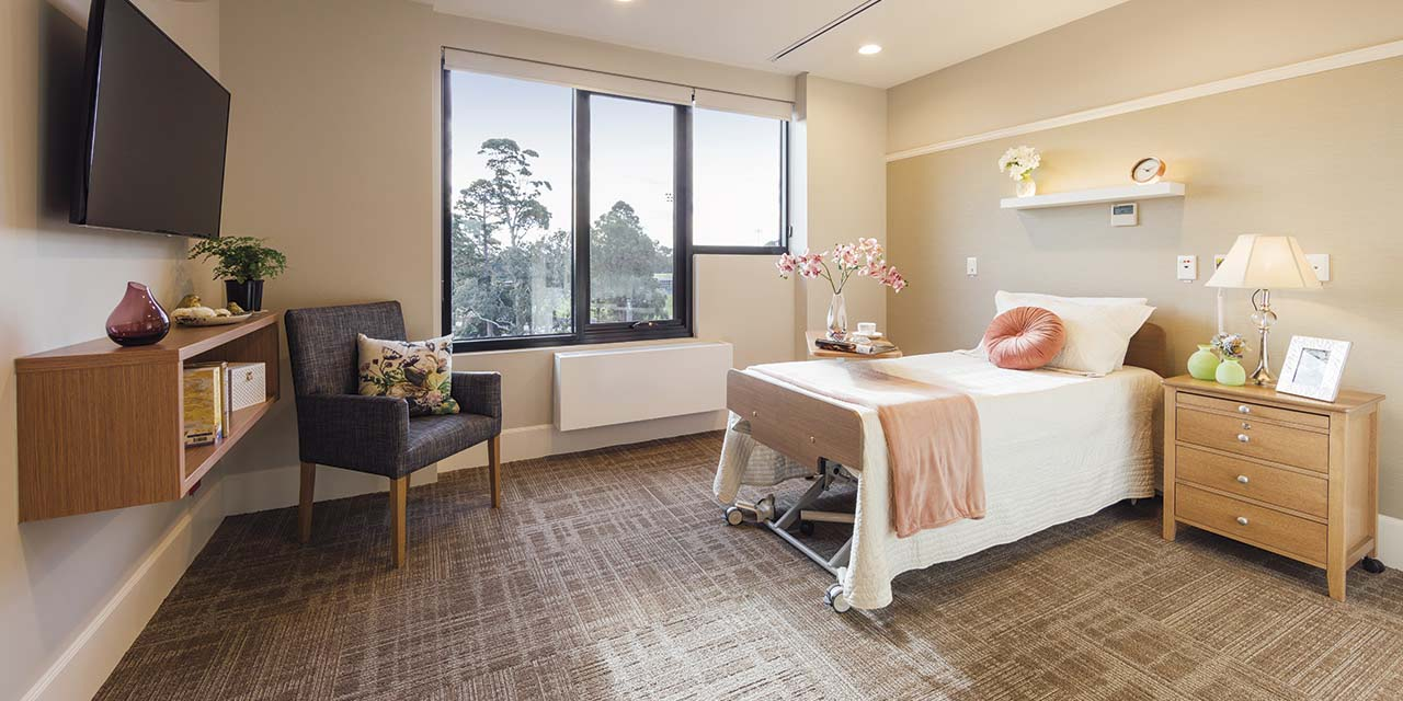 Baptcare Wyndham Lodge Community residential aged care
