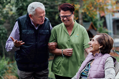 About Baptcare's residential aged care services