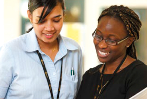 Outstanding African Australians, Baptcare Employee