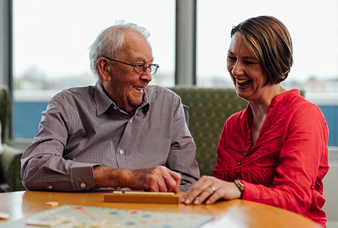 About Baptcare residential aged care service