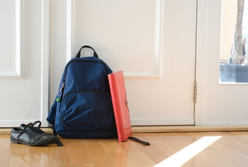 Foster care back to school