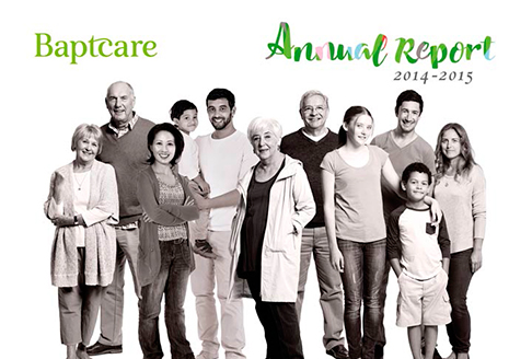 Baptcare Annual Report