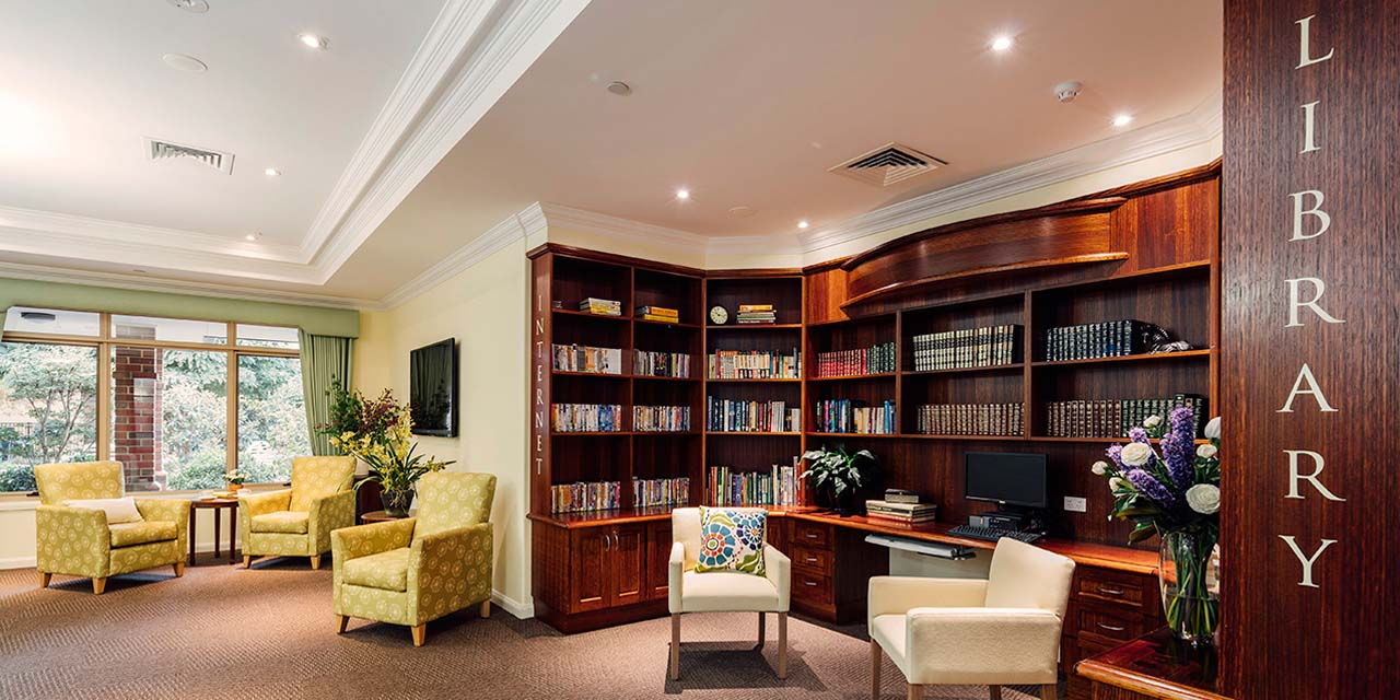 Baptcare St Hilary's Community residential aged care