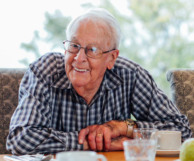 Five steps to find a residential aged care home