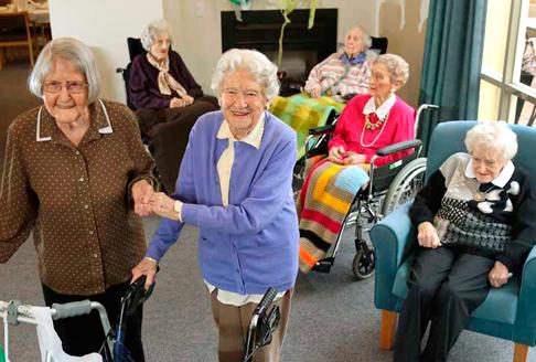 centenary, Baptcare, aged care, residential care,