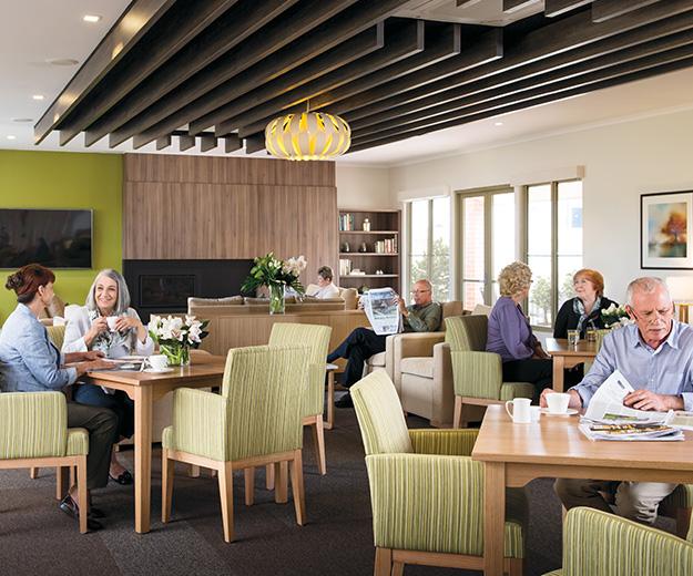 Baptcare Strathalan Community retirement living