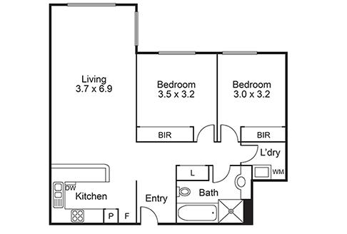 Karana RL Apartment 11 Tmnl iamge