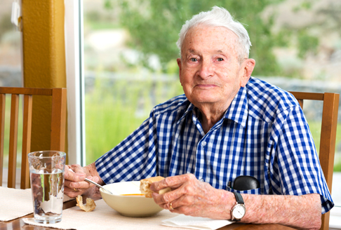 Nutrition as we age
