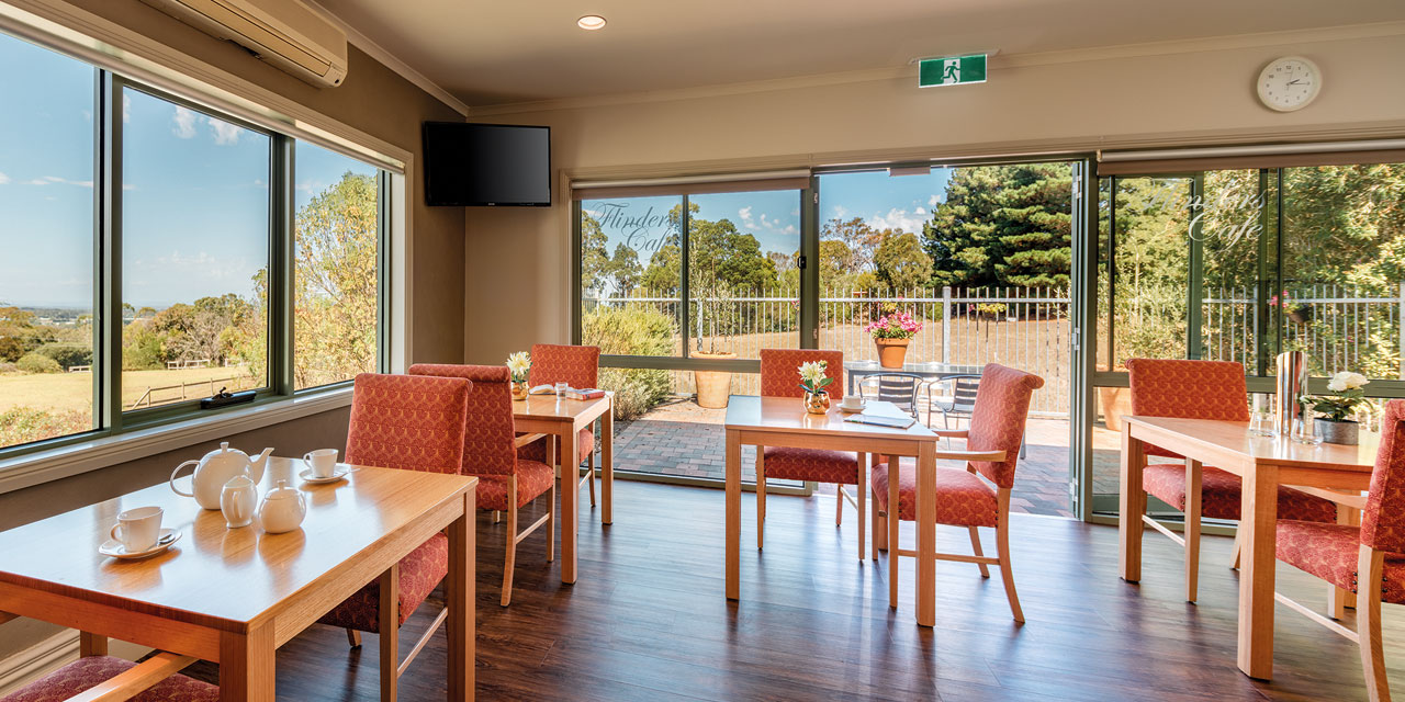 Baptcare Peninsula View community residential aged care