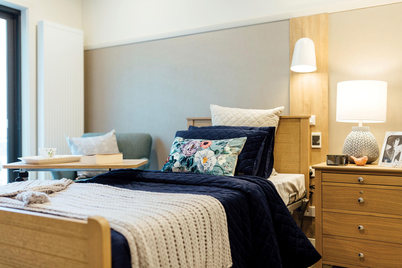 Wattle Grove bedroom