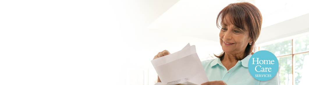 Aged care letters